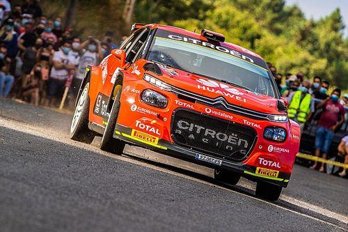 CERA: Pepe López comienza 2020 con victoria en el Rally de Ourense