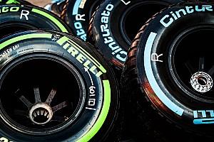 Формула 1 Новость Pirelli изменит дождевую резину к Гран При Китая