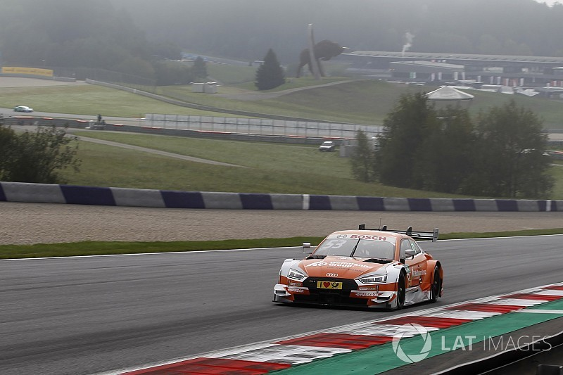 Green logra una ajustada pole en Austria