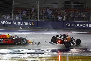 فورمولا 1 أخبار عاجلة ألونسو: كنت لأنهي السباق على منصّة التتويج في سنغافورة
