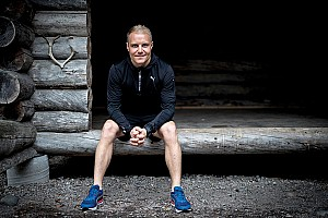 At home with Valtteri Bottas: How he's targeting F1's jackpot