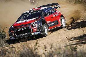 WRC News WRC-Comeback: Sebastien Loeb testet für Citroen in Spanien