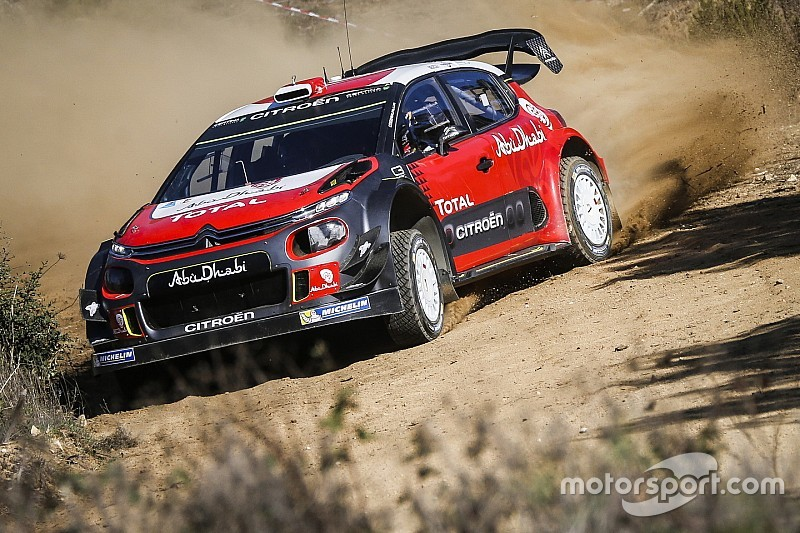Insists Nothing Decided After Citroen Gravel Test