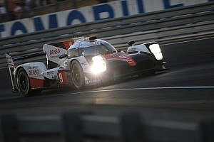Le Mans Race report Le Mans 24 Jam: Malam datang, keunggulan Toyota mulai terancam