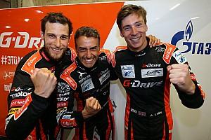 WEC Новость В G-Drive Racing допустили отказ от третьего пилота на «Нюрбургринге»