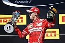 Vettel está orgulloso de que los demás le copien a Ferrari