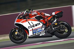 MotoGP Réactions Une moto
