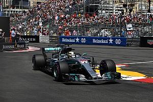 Hamilton: Monaco'daki araç, Mercedes kariyerimdeki en tuhaf olanıydı