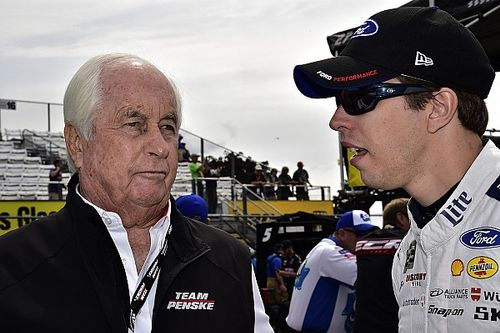 Penske: Keselowski 'wanted to have ownership' in NASCAR Cup series