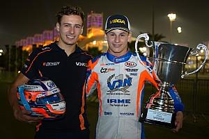 Formula 4 Breaking news Karting world champion Martins makes single-seater switch