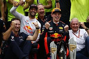 Chaises musicales: quelle suite pour Ricciardo et Kvyat?
