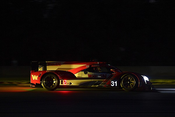 Nasr domina treino noturno das 24 Horas de Daytona