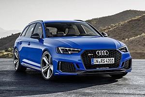 Automotive Noticias de última hora Audi RS 4 Avant 2018: con motor V6 biturbo y 450 CV de potencia