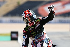 World Superbike Race report WorldSBK Portugal: Menang lagi, Rea dekati titel