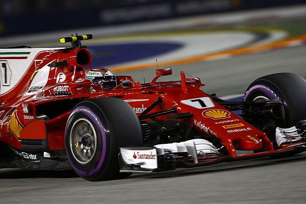 Räikkönen: Ferrari sera