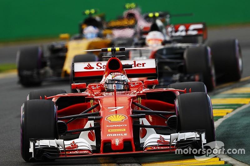 """Räikkönen : """"Par rapport aux années précédentes, je signe"""""""