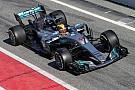 Formel 1 Hamilton: Mercedes
