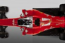 Compare visualmente Ferrari 2017 e Ferrari 2016