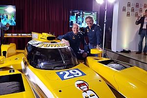 ELMS Nieuws Racing Team Nederland presenteert LMP2-bolide voor seizoen 2017