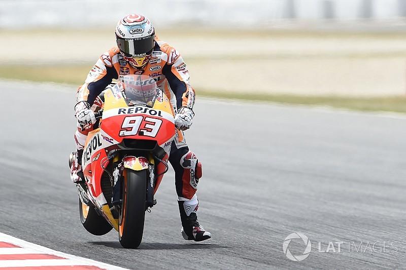 Pour Márquez, le pneu dur sera la seule option en vue de la course