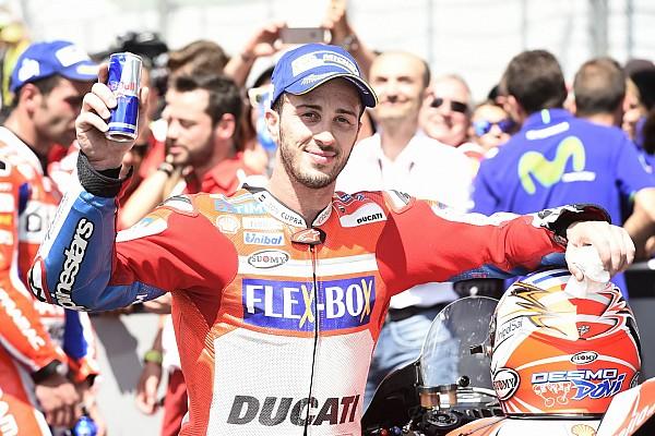 MotoGP Los lectores de Motorsport.com eligen a Dovizioso como el mejor del GP de Italia
