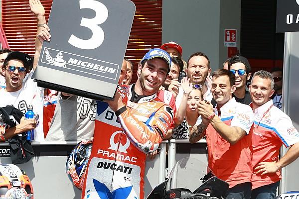MotoGP Petrucci rela jual rumah demi podium Mugello