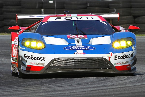 "Ford ready for the ""bumps and holes"" of Sebring"
