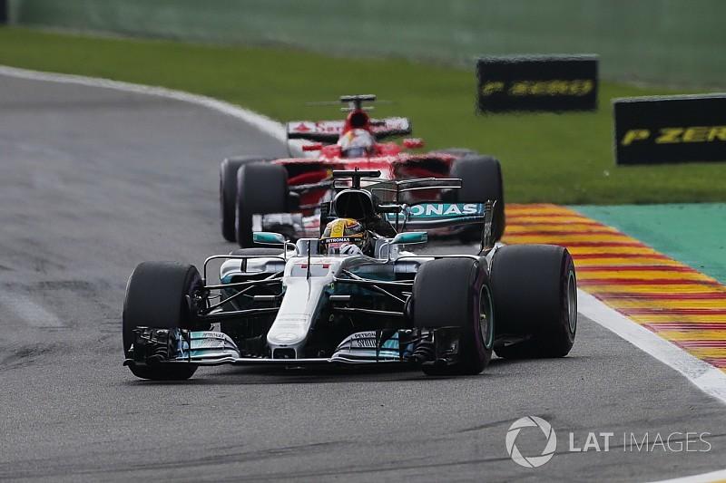 """Sebastian Vettel ärgert sich nach Rang 2: """"Habe ins Lenkrad gebissen"""""""