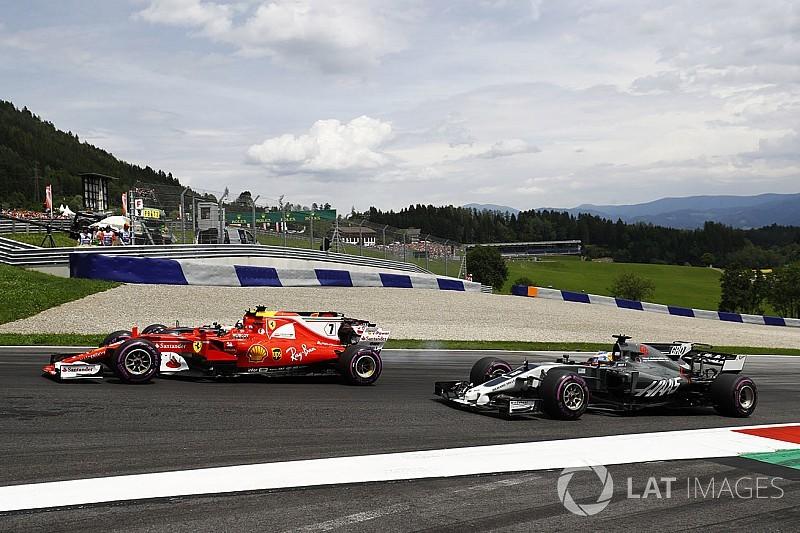 """Grosjeans'est battu à l'avant, comme """"chez Lotus en 2012 et 2013"""""""