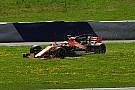 McLaren son bölüme kalamadığı için hayal kırıklığı yaşıyor