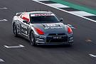 OTOMOBİL Oyun konsolu ile kumanda edilen ilk otomobil NISSAN GT-R, 211km/s hıza ulaştı