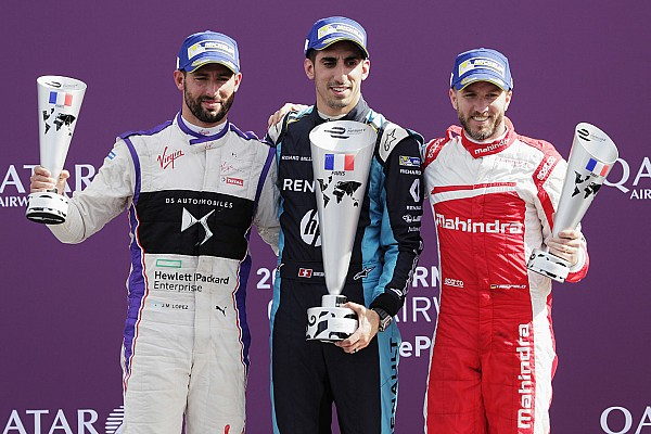 Paris ePrix: Buemi wins, disaster for di Grassi