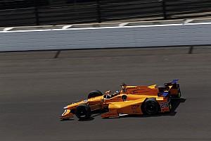 IndyCar Crónica de entrenamientos Video: la destacada actuación de Alonso el jueves en Indy 500