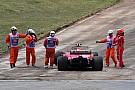 Ferrari спасла день малыша, расстроившегося сходом Райкконена