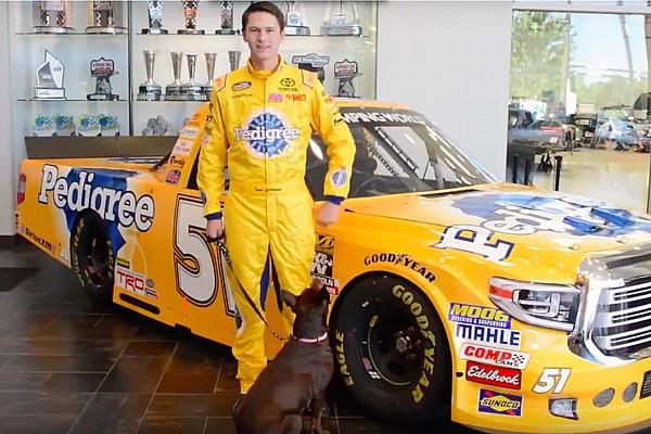 NASCAR Truck Todd Gilliland to make NASCAR Truck debut next month