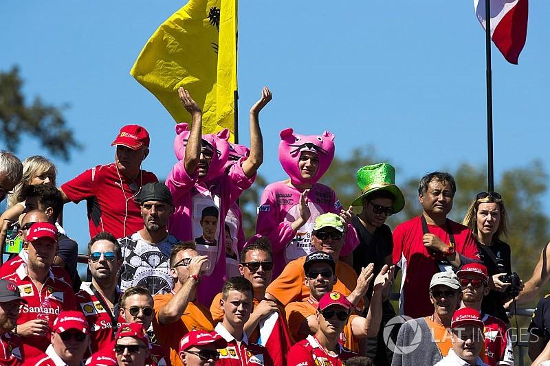 Monza óriási dicséretet kapott az F1-től: hol állhat ebben a Hungaroring?