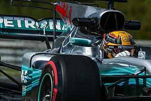 Formel 1 Reaktion Lewis Hamilton: