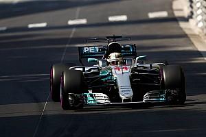 Formula 1 Breaking news Ban jadi biang keladi penampilan buruk Hamilton di FP2