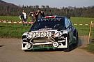 Schweizer rallye Bildgalerie: Sieg von Sébastien Carron bei der Critérium Jurassien