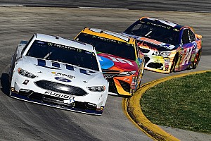 NASCAR Cup Commentary Could a new rivalry be brewing in NASCAR?