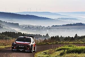 WRC Новость «Скучный» маршрут Ралли Германия вызвал критику гонщиков