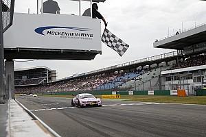 DTM Relato da corrida Auer segura Glock e vence em Hockenheim; Farfus é 13º