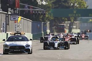 F1 Noticias de última hora Sainz pide cambios en las resalidas tras las