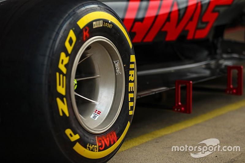 Pirelli prévoit des pneus F1 plus tendres pour 2018