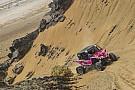Cross-Country Rally Las rosas del desierto sobreviven al Rally Merzouga