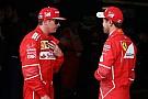 Duelo entre compañeros en clasificación GP de Gran Bretaña