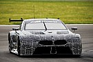 WEC VÍDEO: estreia da BMW M8 GTE em teste de pista