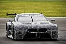 WEC BMW rondt eerste test met nieuwe M8 GTE af op Lausitzring