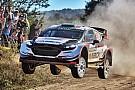 WRC Une succession de petits ennuis pour Evans