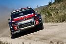 WRC Los dos Citroën, fuera de carrera en Argentina